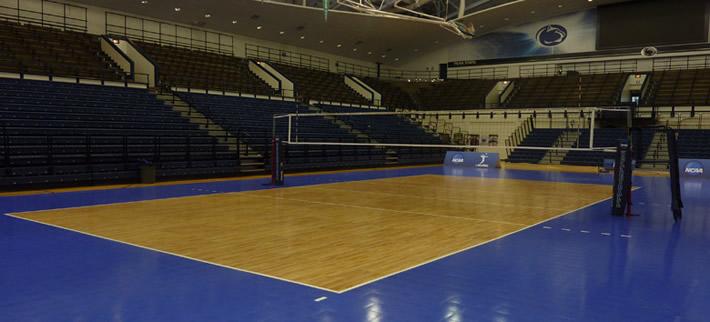 Stunning Indoor Volleyball Court Pictures - Decoration Design Ideas ...