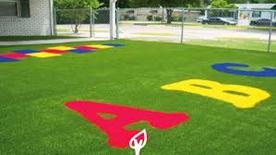 Logotipos Institucionales con Grama Sintetica de colores.