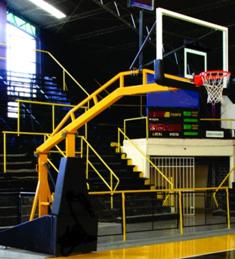 Canastas de Baloncesto en SportCourts Guatemala